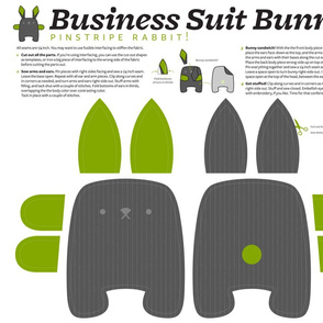 Business Suit Bunny