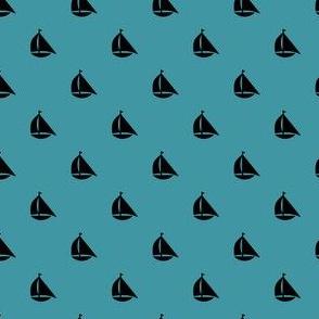 I'm on a boat! – tiny boats