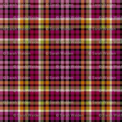 Orchid Ewe Knot Plaid