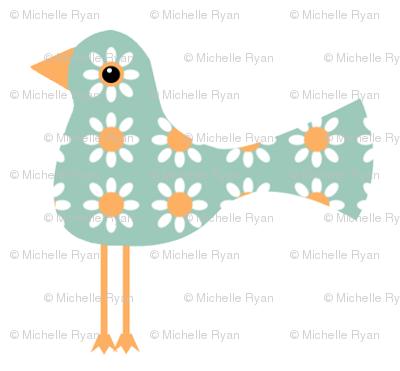 Little Leggy Birds