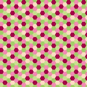 Honeycomb - Rose Garden