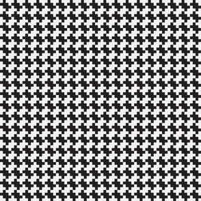 Funky Pattern BW