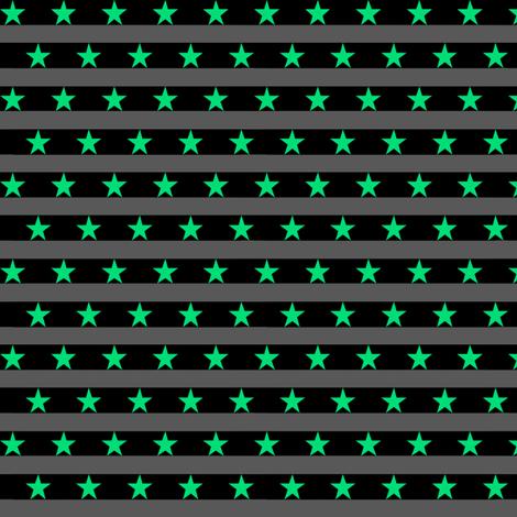 greenstars fabric by pepie on Spoonflower - custom fabric