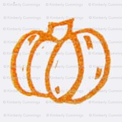 Pumpkin Patch Orange