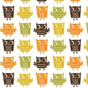 Woody Owls