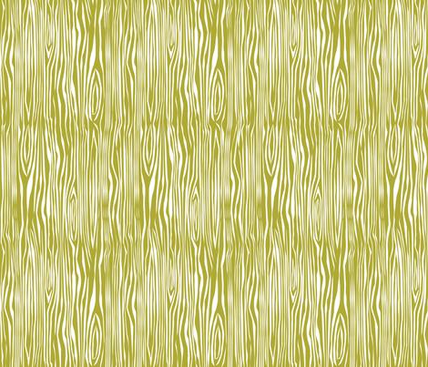 Woody Green Wood Grain fabric by happygoluckycreations on Spoonflower - custom fabric