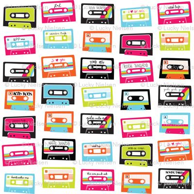 I heart the 80's - Mixed Tape