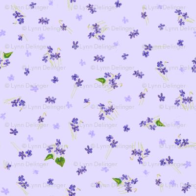 Violets (Light)