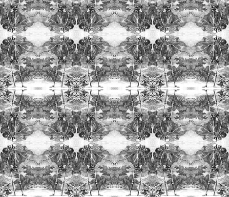 Touching fabric by relative_of_otis on Spoonflower - custom fabric