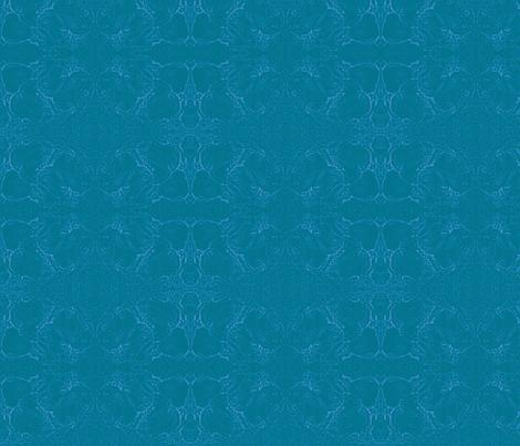 Orange_cups_photocopy_effectblued fabric by siberquilter on Spoonflower - custom fabric