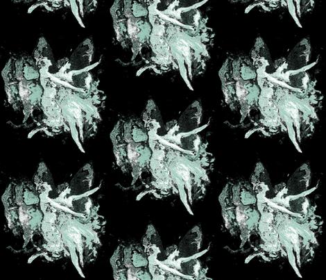 Sugarplum fairies / spoonflower fabric by paragonstudios on Spoonflower - custom fabric