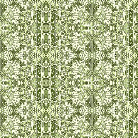 Rococo Loco fabric by edsel2084 on Spoonflower - custom fabric