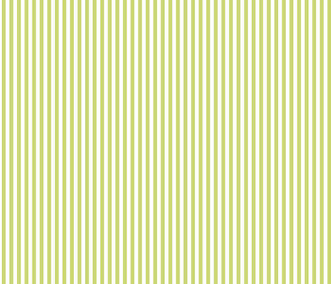 Celery Stripe fabric by sweetzoeshop on Spoonflower - custom fabric