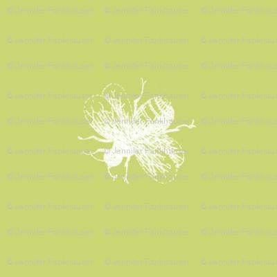 Celery Vintage Bee
