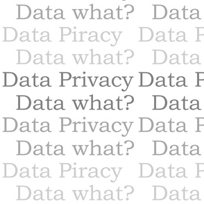 Data Privacy Piracy by Su_G