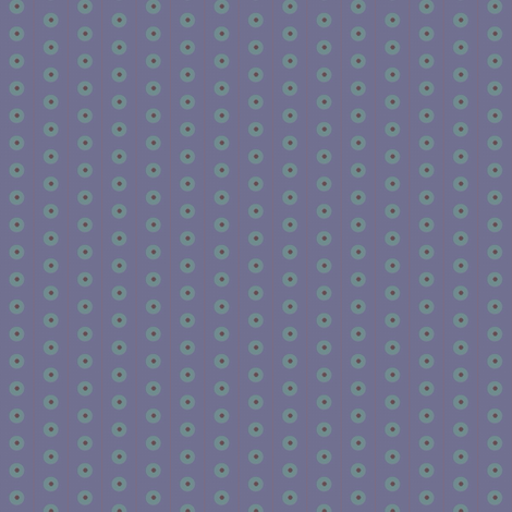Peru Dot (Blue) fabric by david_kent_collections on Spoonflower - custom fabric