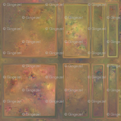 Early Autumn Garden Window Abstract © Gingezel™ 2012