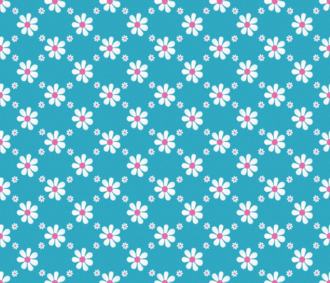 Flower Child fabric by peacoquettedesigns on Spoonflower - custom fabric