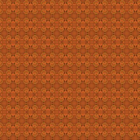 Aspen Orange © Gingezel™ 2011 fabric by gingezel on Spoonflower - custom fabric