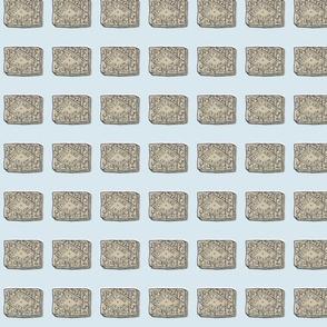 Biscuit Fabric - Custard Cream