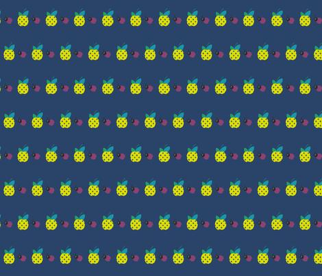 apple apple apple fabric by kwikstaart on Spoonflower - custom fabric