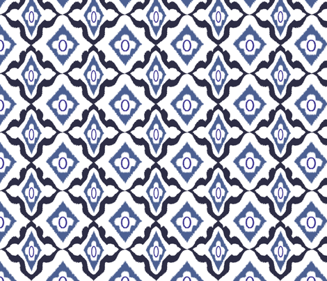 A pattern in the palace fabric by blingmoon on Spoonflower - custom fabric
