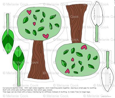 Tree Hugger FQ kit