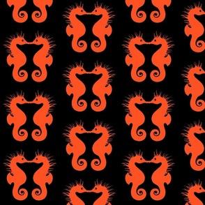 Mandarine Seahorse Design