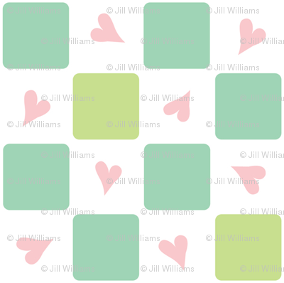 Baby Woods_Checks and hearts