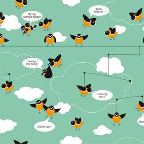 Birds Way of Life
