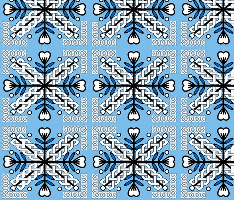 Rrrceltic_hawaiian_quilt_blue_leaves_colour_test_shop_preview