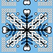 Rrrceltic_hawaiian_quilt_blue_leaves_colour_test_shop_thumb