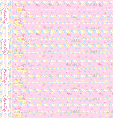 Lovely Horse Derpy-chan: Derpy Carnival Pink