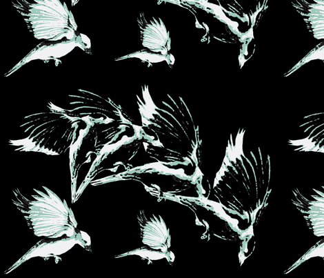 Fight or Flight fabric by imhere on Spoonflower - custom fabric