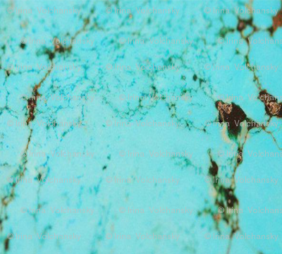 turquoisefabric
