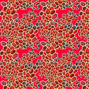 Pomegranate Frenzy
