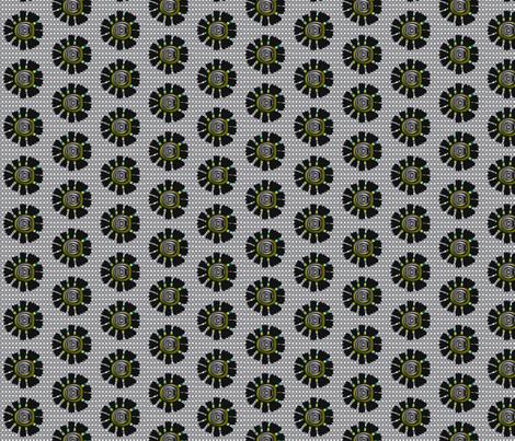 Floretta fabric by petchy on Spoonflower - custom fabric