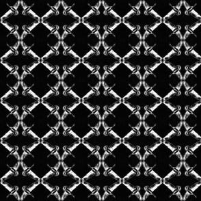 Goose Weave Black II