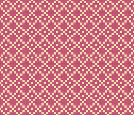 umbra_star_pink fabric by holli_zollinger on Spoonflower - custom fabric
