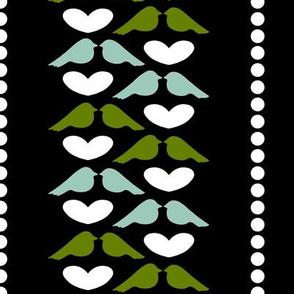 Love Bird Stripe