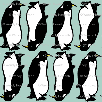Spoony Penguins
