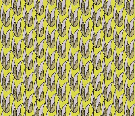 flight in early evening fabric by burjeune on Spoonflower - custom fabric
