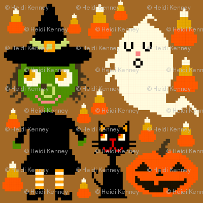 the pixel witch