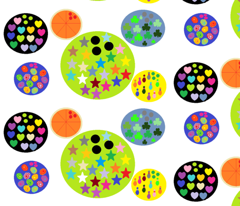 new_bowling-ed fabric by penelope on Spoonflower - custom fabric