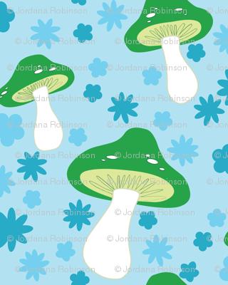 mushrooms (sky)