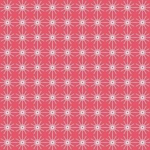 Tiny Line Art - Pink