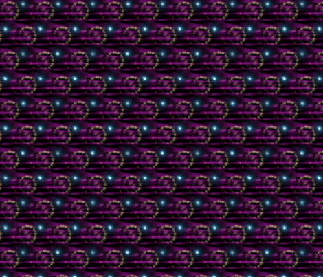 sparkling_pink_velvet_and_flare_of_sun_rays fabric by vinkeli on Spoonflower - custom fabric