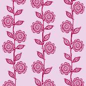 Red Pink Vine