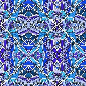Petal Pushers (blue)