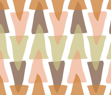 acute stripe in hayride fabric by burjeune on Spoonflower - custom fabric
